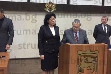 """Янка Шейтанска от ПП """"Партия на зелените"""" е новият общински съветник на мястото на подалия оставка Стефчо Гръчки"""