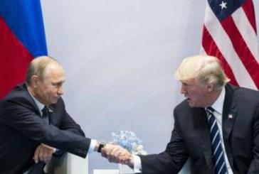 ИСТОРИЧЕСКИ МОМЕНТ! Путин и Тръмп си стиснаха ръцете във Виетнам
