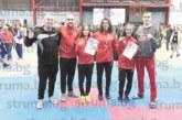 Трио гладиаторки с медали от престижен турнир в Загреб