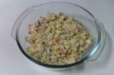 Руска салата с туршия