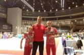 """Национал на """"Пирин Благоевград 2011"""" с пълен комплект медали край Дунава"""