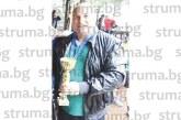След 26 г. преподавателска дейност в ЮЗУ Д. Томов стана четвъртият доцент по тенис в България