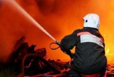 Пожар лумна в Дупница! Горя цех за палети