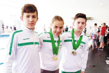 """Пиринци с медали в две държави, надежда на """"GD Sport"""" с 4 лични рекорда"""