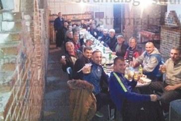 Дружни наздравици на голям мъжки празник след оспорван турнир по белот в село Полето