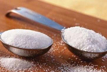Смесвайте сол и захар всяка вечер преди лягане! Резултатите са невероятни