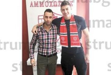 Вратарят с хотел за милиони в Сапарева баня М. Кирев подписа със слабак в Кипър вместо с кандидат-шампиона на Македония