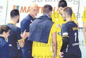 """Треньорът на """"Марек"""" Ив. Тасев за първи път срещу отбора на сърцето си:  Сантиментите в спорта не играят"""