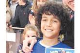 Синът на петрички рефер най-добър играч и голмайстор на детски турнир