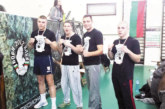 Дебютанти от Кюстендил с 3 медала на кикбокс