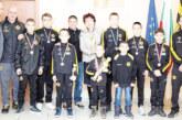 """Министър Кралев награди борците на """"Миньор"""" /Пк/ за международен принос"""