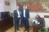Кметът на община Разлог инж. Красимир Герчев се срещна с новоизбрания кмет на Струмица д-р Коста Яневски
