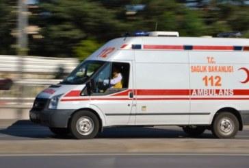 ВИСОКА ОГРАДА ЕДВА НЕ УБИ ПЕТРИЧАНИН! 20-г. полетя от 3 метра, настанен по спешност в болница