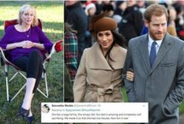 Сестрата на Меган Маркъл захапа принц Хари: Кой ти дава право така да говориш?