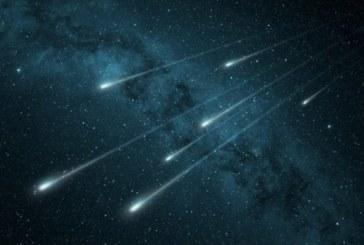 Тази нощ си пожелайте нещо под дъжда от падащи звезди