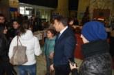 Кметът на Благоевград Атанас Камбитов подкрепи благотворителна кауза в помощ на Мартина от Банско
