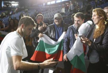Бащата на Гришо потвърди: Французи и американци искали Димитров да се състезава за тях
