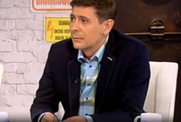 """""""Здравей, България"""" без Виктор Николаев! Какво става с водещия"""