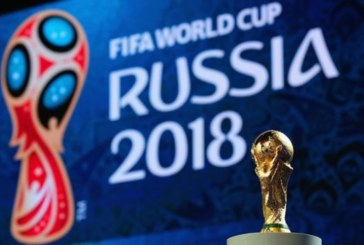 Вижте жребия за световното първенство в Русия