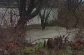 Обявиха бедствено положение в кюстендилско село, реката излезе от коритото