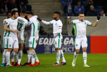 """""""Лудогорец"""" продължава напред в Лига Европа"""
