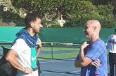 Гришо се срещна с Агаси в Монте Карло
