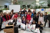 Благоевградски ученици наредиха изложба в Съдебната палата