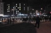 1000 студенти повече от час блокират кръстовището, където шофьор уби Фатиме