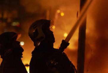 Тринадесет души са ранени при пожар в Берлин