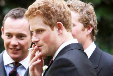 Принц Хари спря цигарите заради Меган