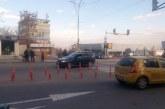 Кола блъсна пешеходец в Петрич, подхвърли го във въздуха