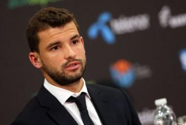 """Григор Димитров е """"Спортист на годината"""""""