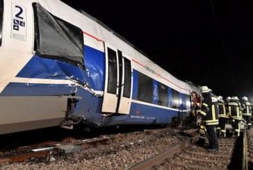47 са ранените при влаковата катастрофа в Германия /СНИМКИ/