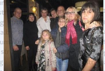 С парти с 60 гости и фойерверки пенсионерът от Криминална полиция К. Васев чества 50-г. юбилей