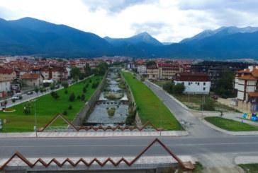 Община Банско получи финансиране за подпорна стена на река Глазне