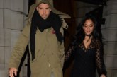 Гришо и Никол на романтична вечеря в Лондон