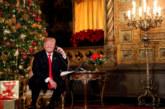 Доналд Тръмп отговаряше на въпроси на деца, които искаха да узнаят къде е Дядо Коледа