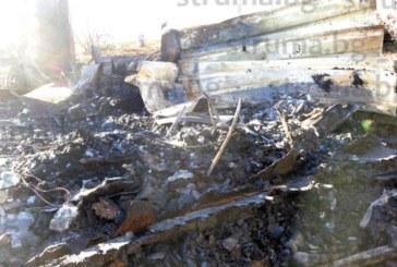 Газова бутилка се възпламени, обгори лицето и ръцете на възрастна жена, 6 часа по-късно огън погълна къщата й, изпепели я до основи