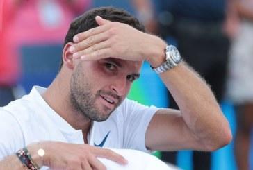 Григор показа как тренират световните звезди в тениса