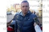 """Движението по ул. """"Славянска"""" в Благоевград блокирано заради фаталния инцидент"""