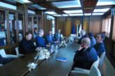 Министър Нено Димов на работна среща в Банско по покана на кмета Георги Икономов