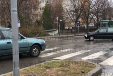 В ДЪЖДА! Катастрофа край интерната в Благоевград