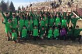 """Децата на """"Вихрен"""" играха мачове в Гърция, мъжете не са развели белия флаг"""