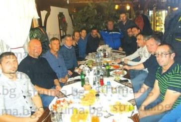"""Ветерани на """"Пирин"""" /Гоце Делчев/ от няколко поколения се събраха на празнична трапеза"""