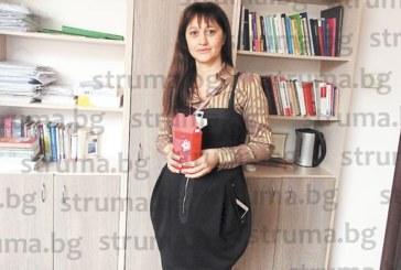 IT специалистът на Районен съд – Благоевград Мариана Тунтева стана баба