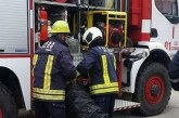 Огнеборци гасиха пламнал комин в Белица