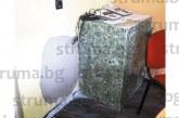 Крадци пробиха дупка в стената на офиса на бизнесмен, задигнаха 1000 лв. и 250 евро от касата