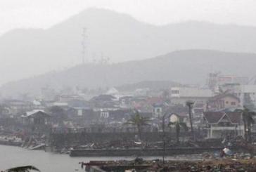 Тайфунът на Филипините отне живота на 240 души