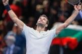 Удар на Григор Димитров избран за №1 на годината