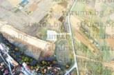 """Завой на АМ """"Струма"""" унищожава селския стадион и разкопките край Покровник, стига до къщите, оцелява само частната база на Ив. Андонов"""